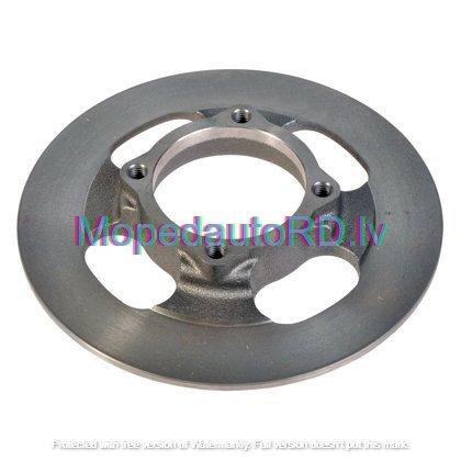 Priekšējais bremžu disks 170mm