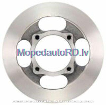Priekšējais bremžu disks 210mm