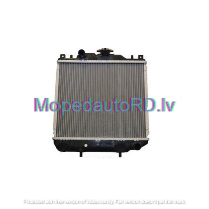 Radiators Aixam Kubota